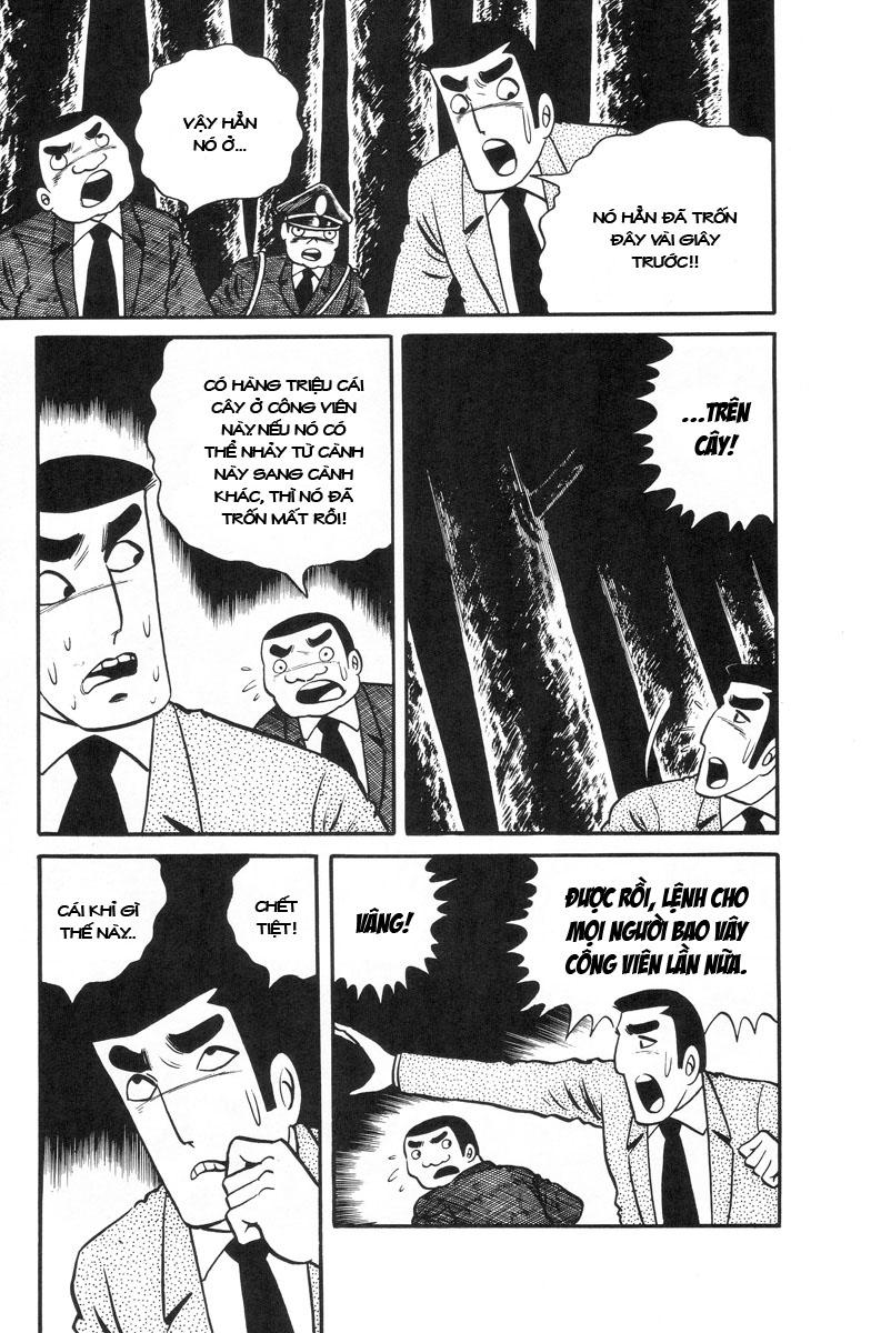Hell Baby chap 4 trang 17