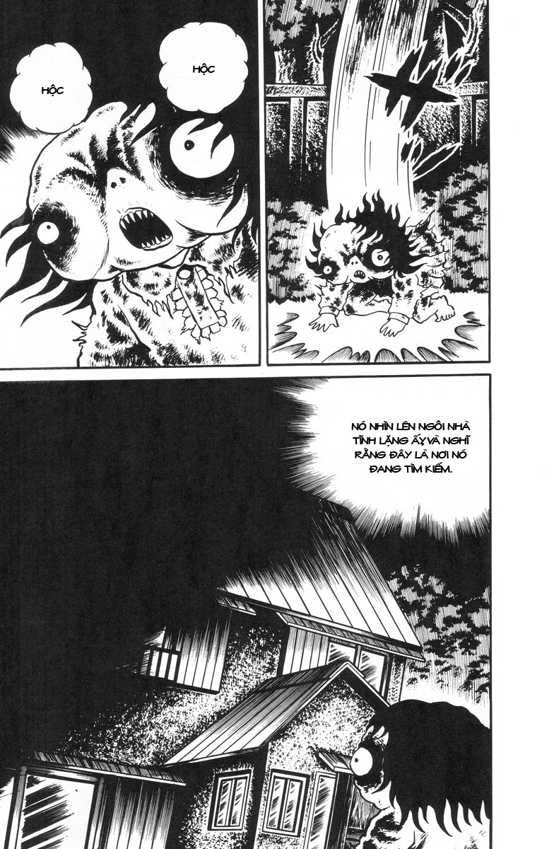 Hell Baby chap 4 trang 21