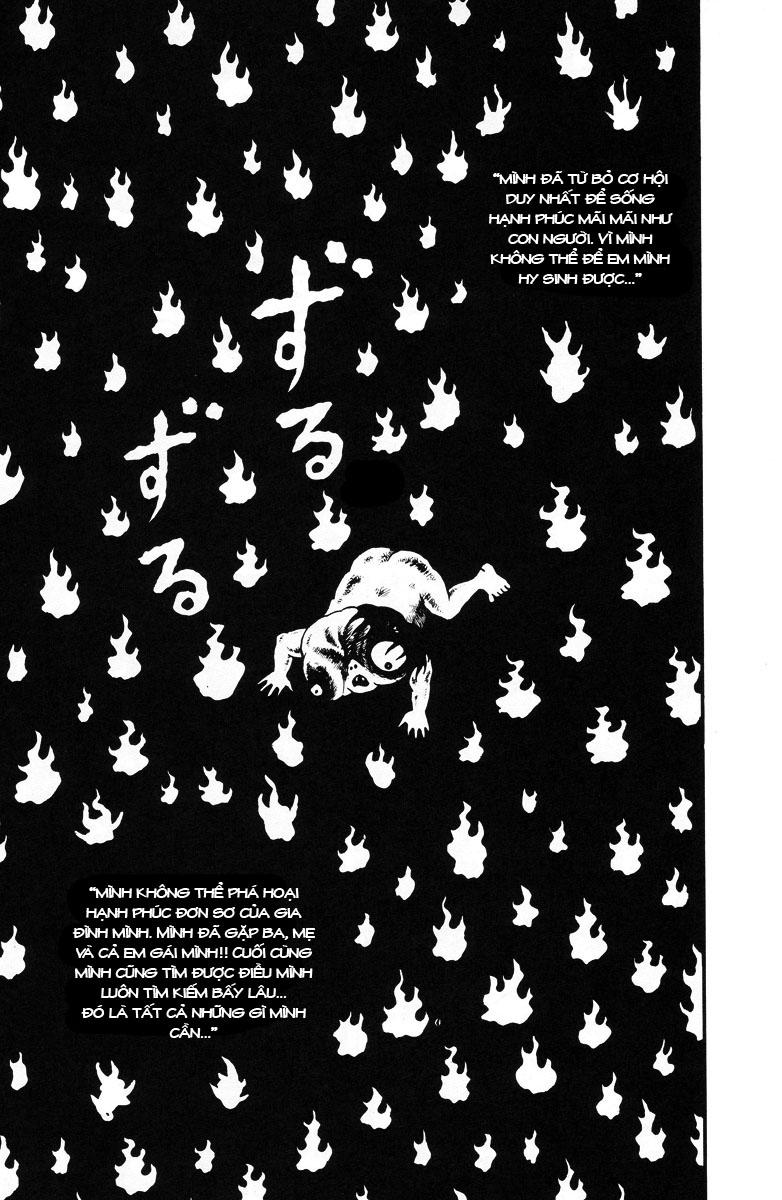 Hell Baby chap 4 trang 58