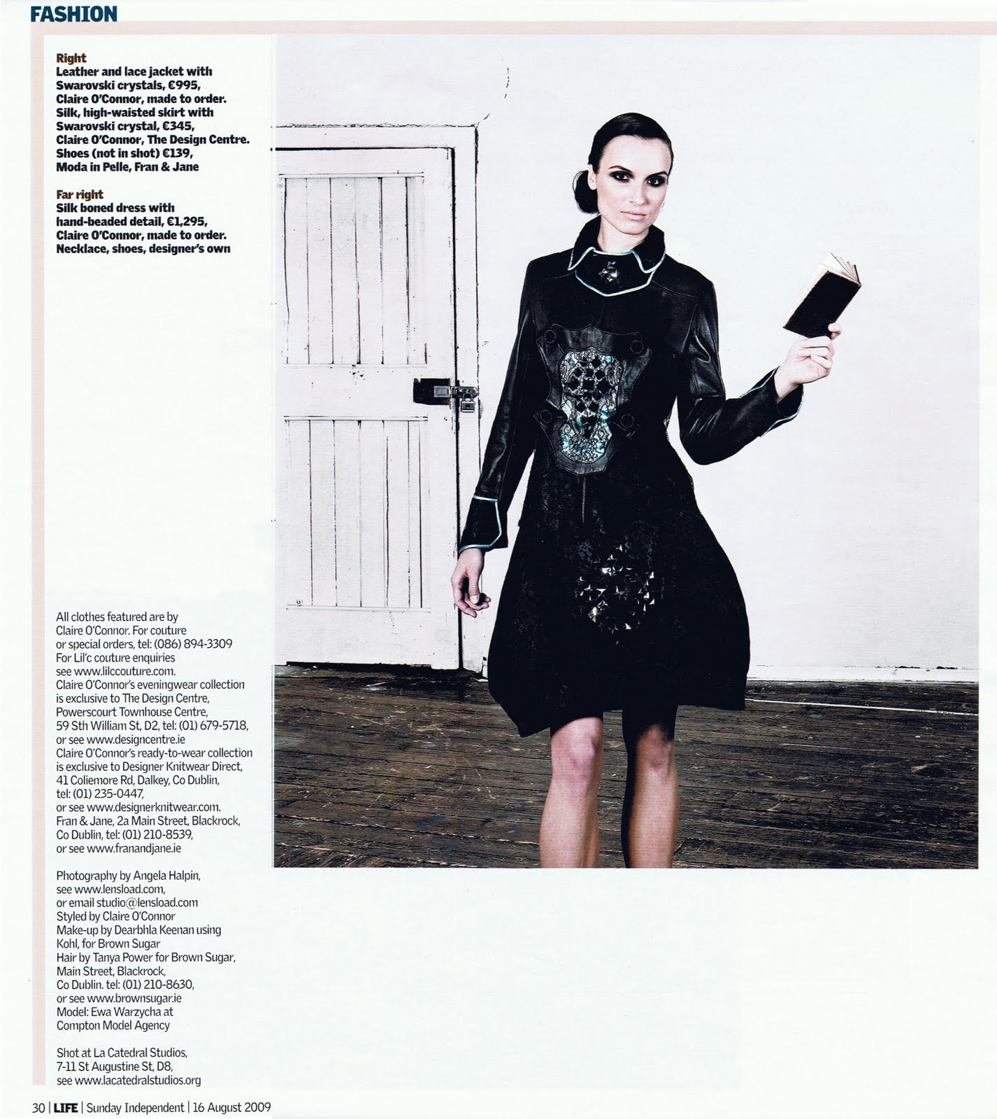 The Couturette Story Claire O Connor September 2010