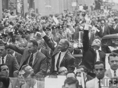 Inside the Apple: The Apollo 11 Ticker Tape Parade