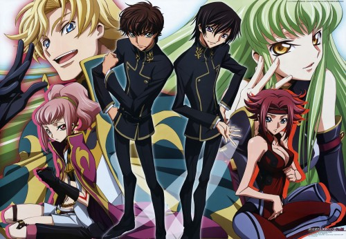 Code Geass R2 Wallpaper Wallpaperholic
