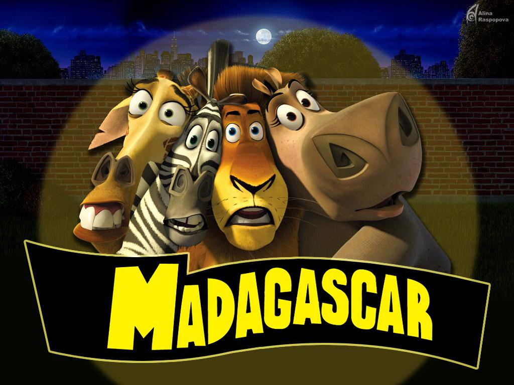 wallpaper madagascar film movies - photo #9