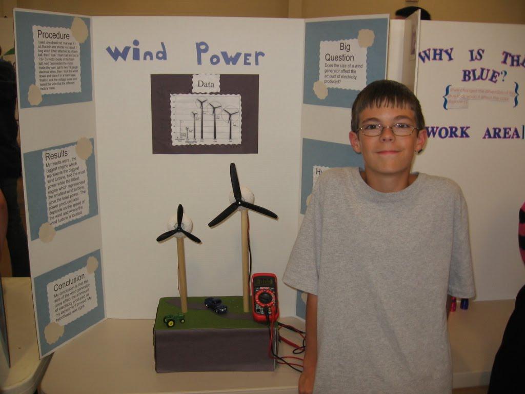 Lanker Landings Brendon Amp Caleb S 6th Grade Science Project