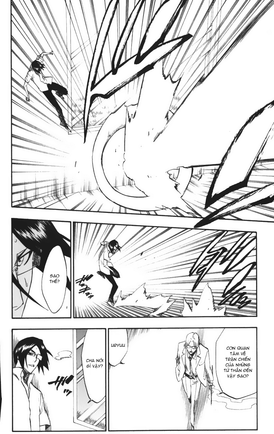 Bleach chapter 204 trang 3