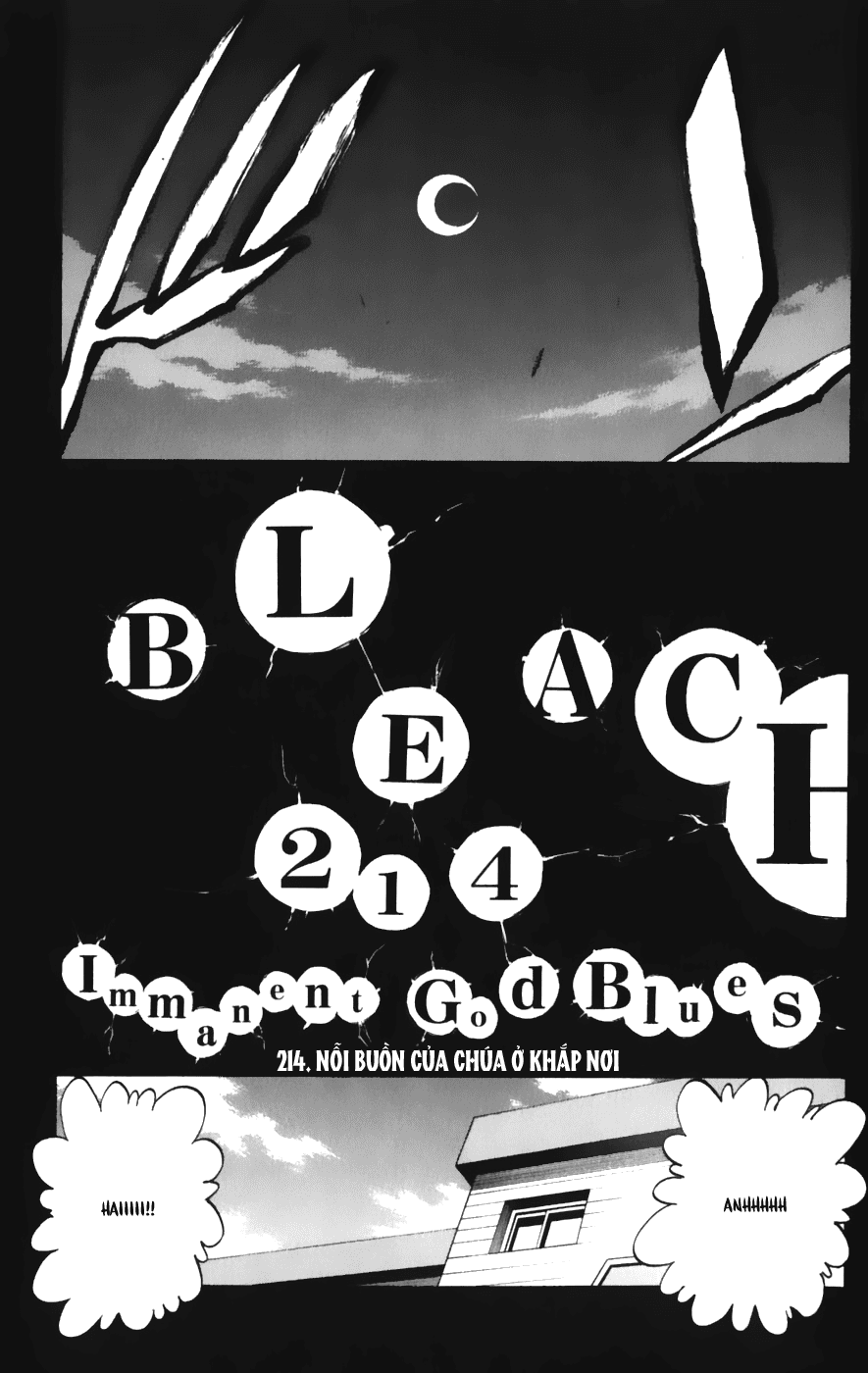 Bleach chapter 204 trang 6