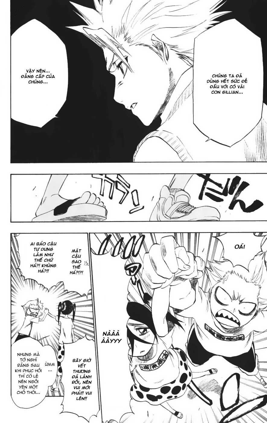 Bleach chapter 204 trang 15