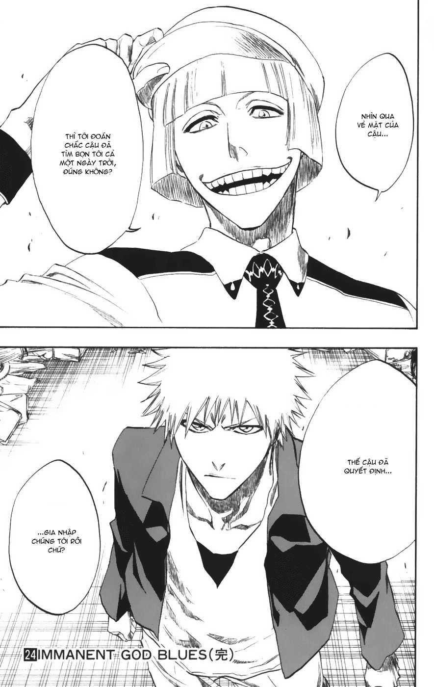 Bleach chapter 204 trang 20