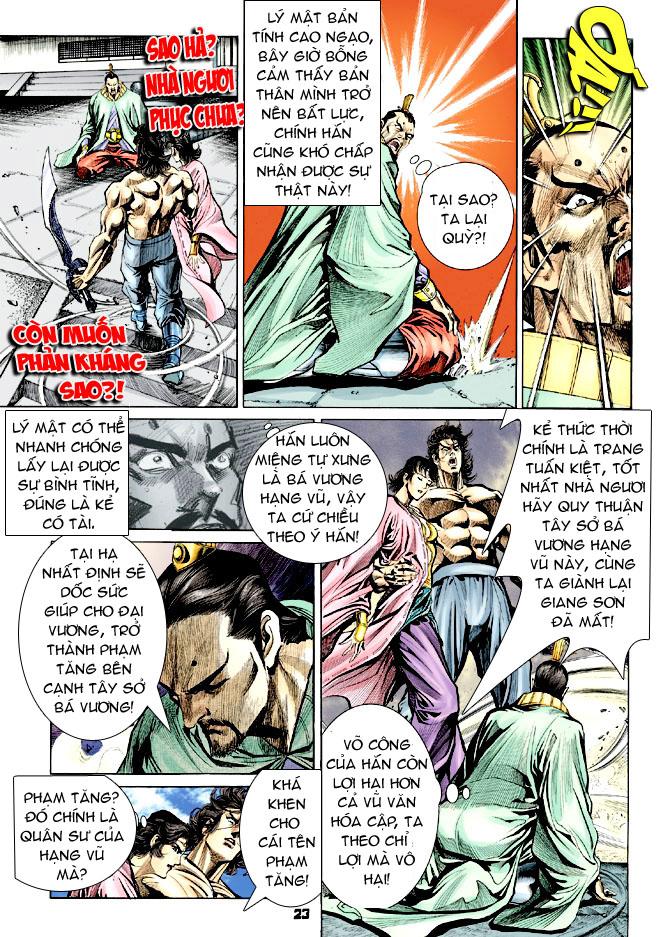 Đại Đường Uy Long chapter 32 trang 21