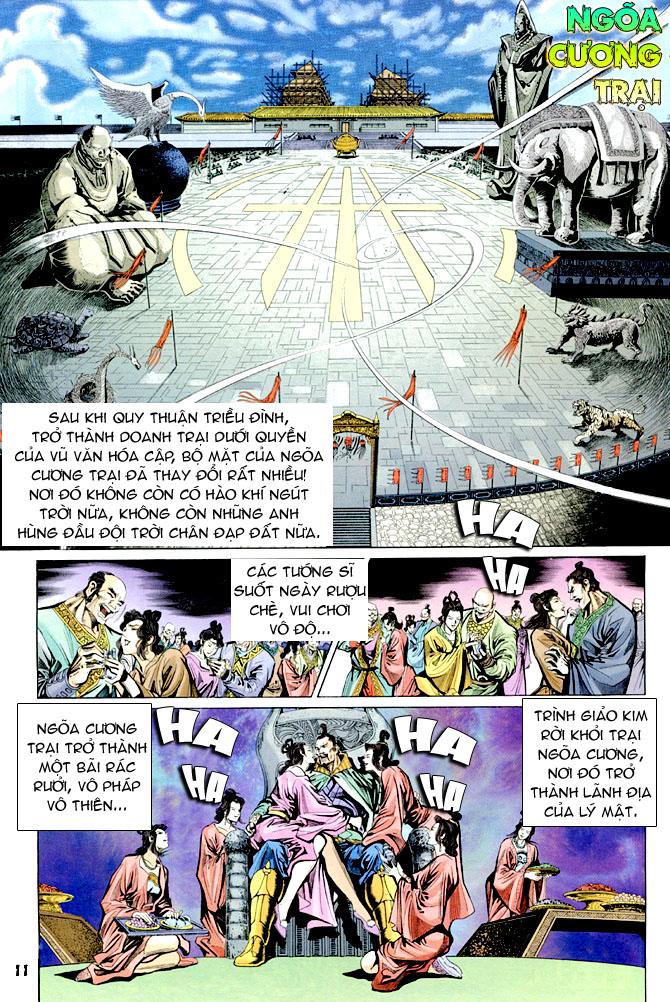Đại Đường Uy Long chapter 32 trang 11