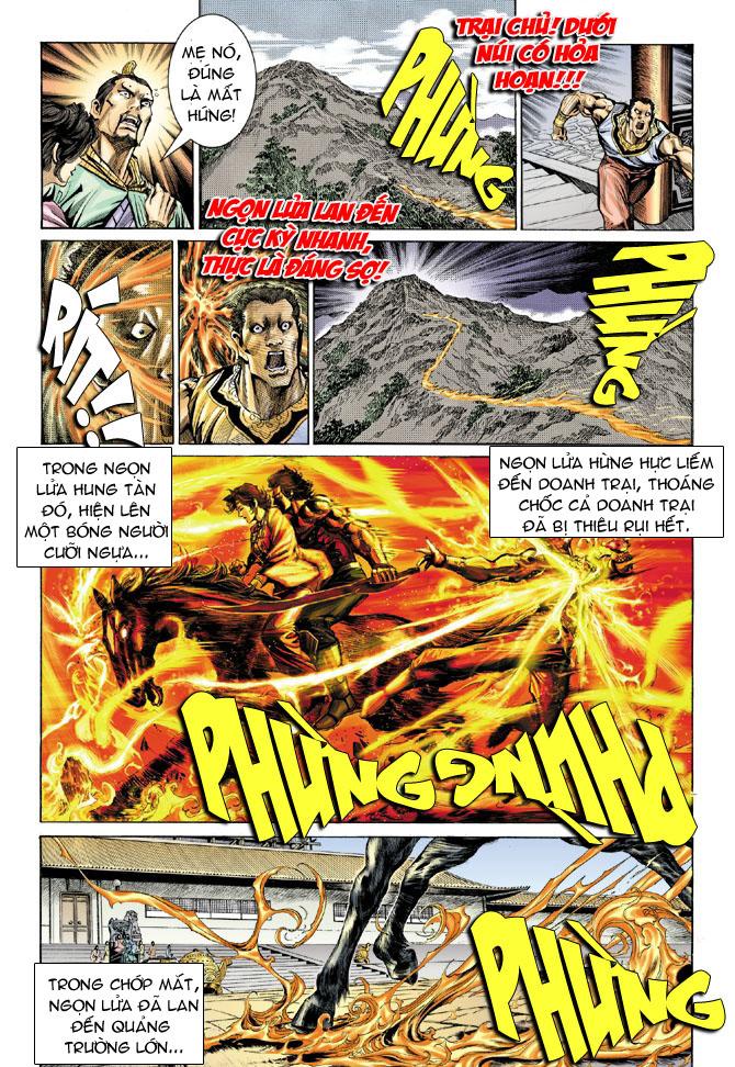 Đại Đường Uy Long chapter 32 trang 12