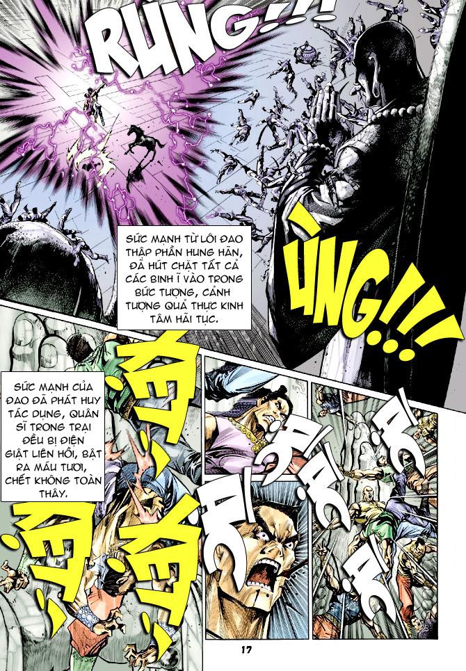 Đại Đường Uy Long chapter 32 trang 16