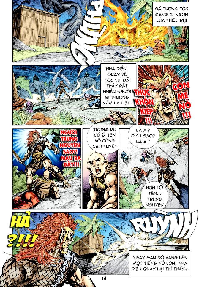 Đại Đường Uy Long chapter 31 trang 13