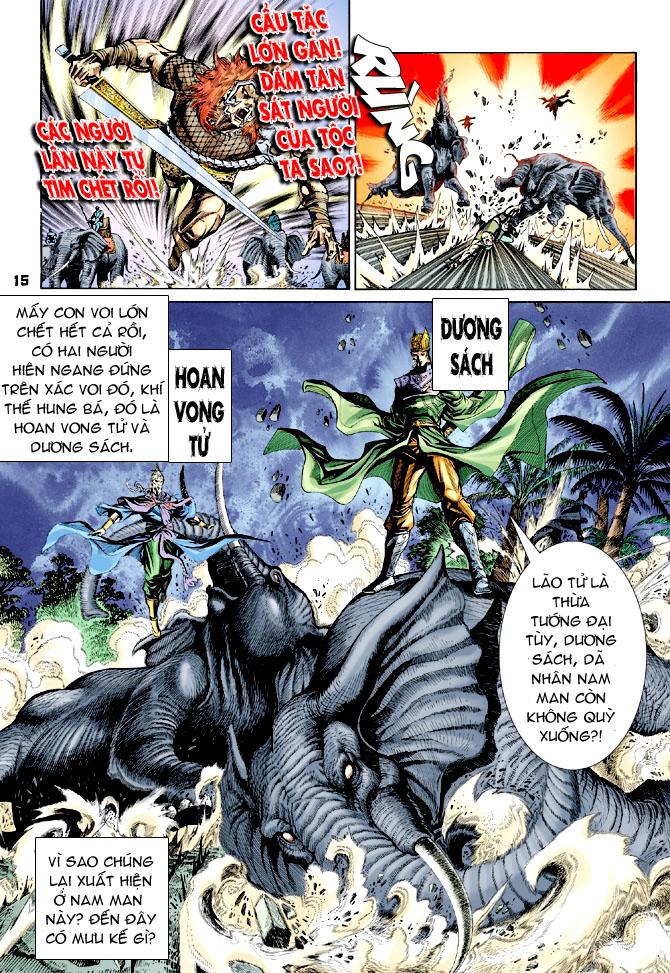 Đại Đường Uy Long chapter 31 trang 14