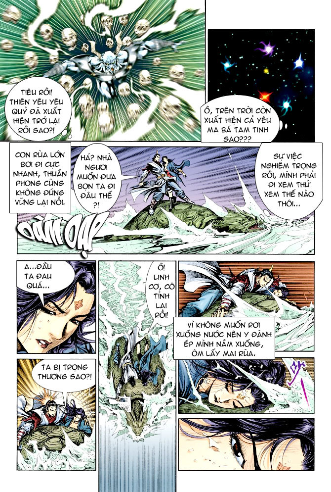 Đại Đường Uy Long chapter 31 trang 18