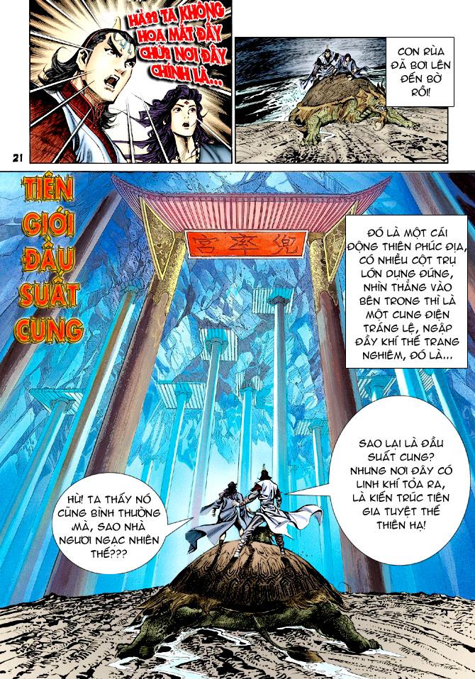 Đại Đường Uy Long chapter 31 trang 20