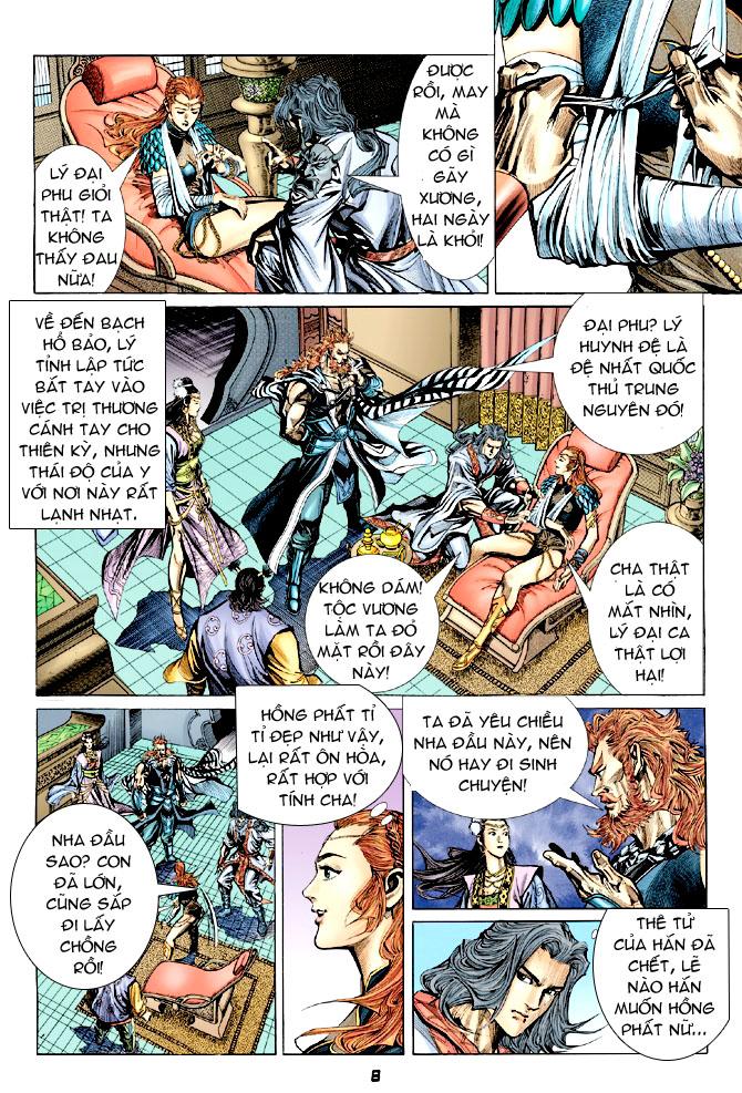 Đại Đường Uy Long chapter 31 trang 7