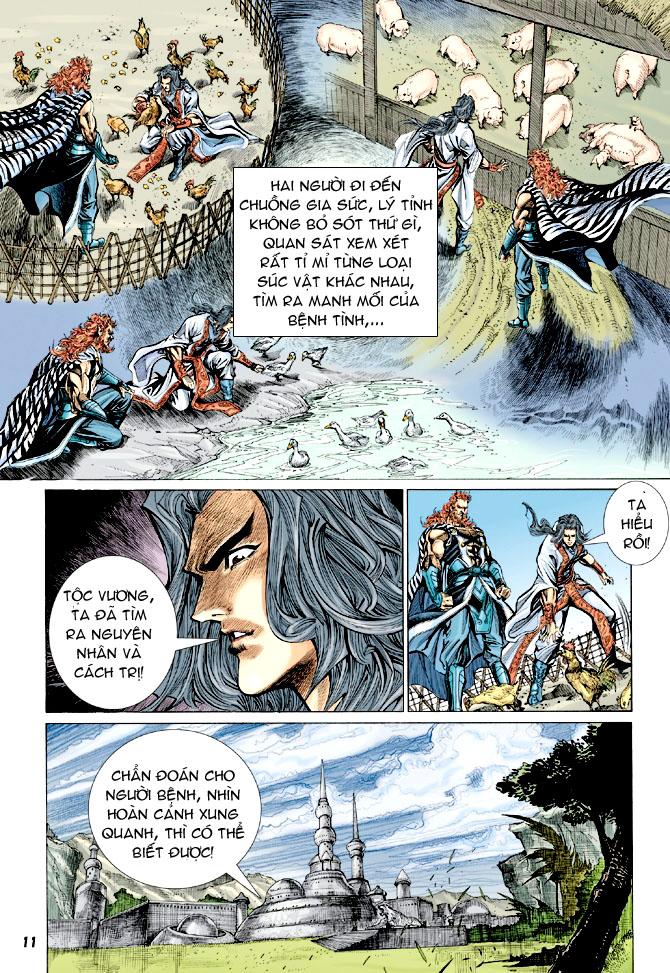 Đại Đường Uy Long chapter 31 trang 10