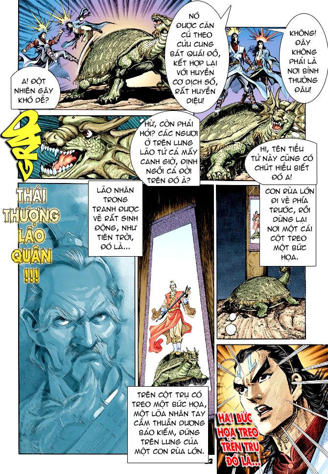 Đại Đường Uy Long chapter 31 trang 21
