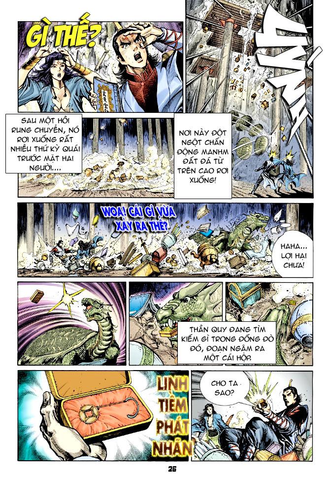 Đại Đường Uy Long chapter 31 trang 25