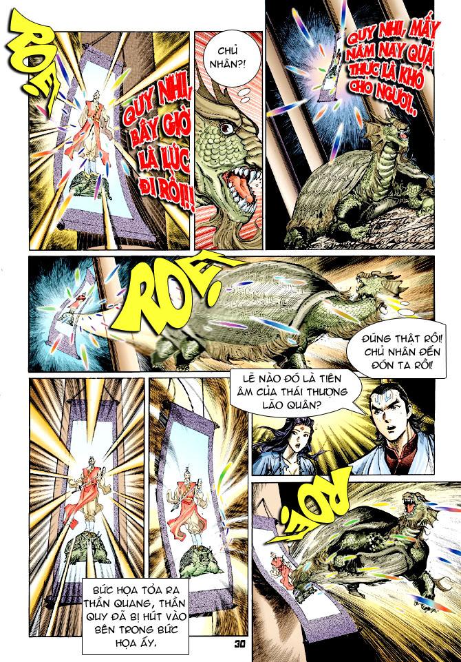 Đại Đường Uy Long chapter 31 trang 29