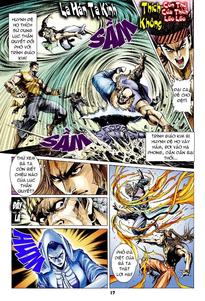 Đại Đường Uy Long chapter 24 trang 16