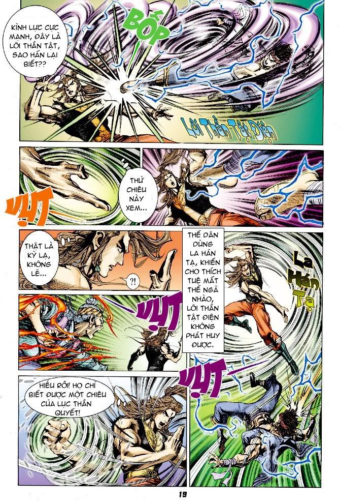 Đại Đường Uy Long chapter 24 trang 18