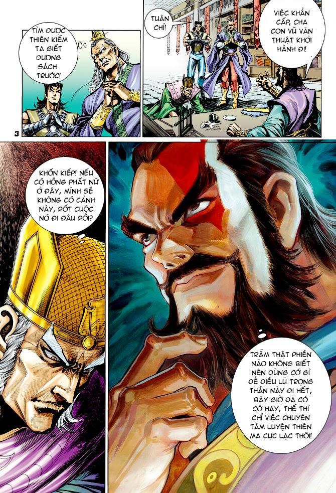 Đại Đường Uy Long chapter 24 trang 3