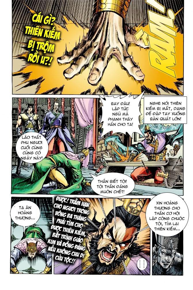 Đại Đường Uy Long chapter 24 trang 2