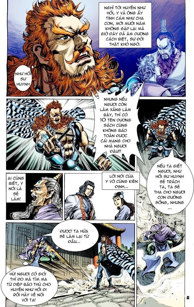 Đại Đường Uy Long chapter 24 trang 6