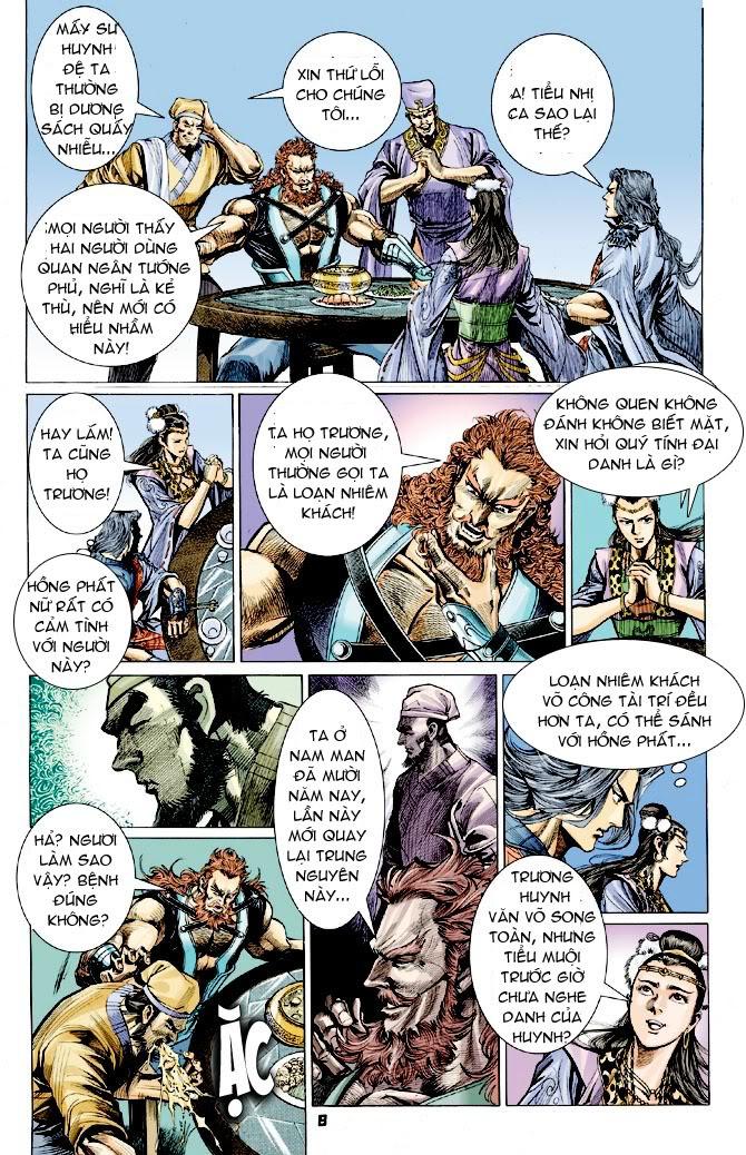 Đại Đường Uy Long chapter 24 trang 8
