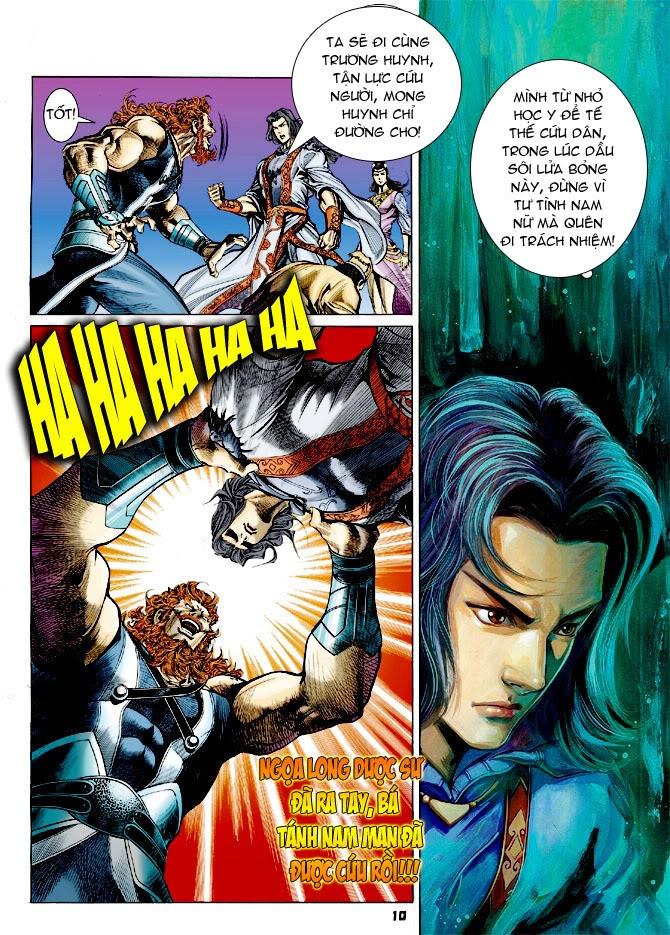 Đại Đường Uy Long chapter 24 trang 10
