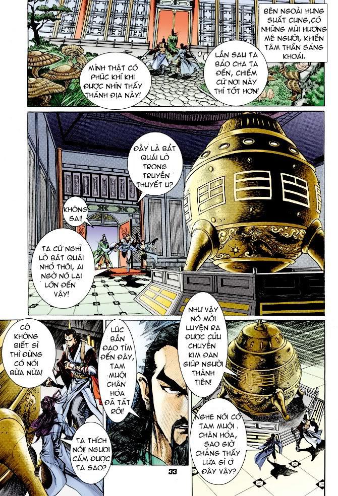 Đại Đường Uy Long chapter 24 trang 31