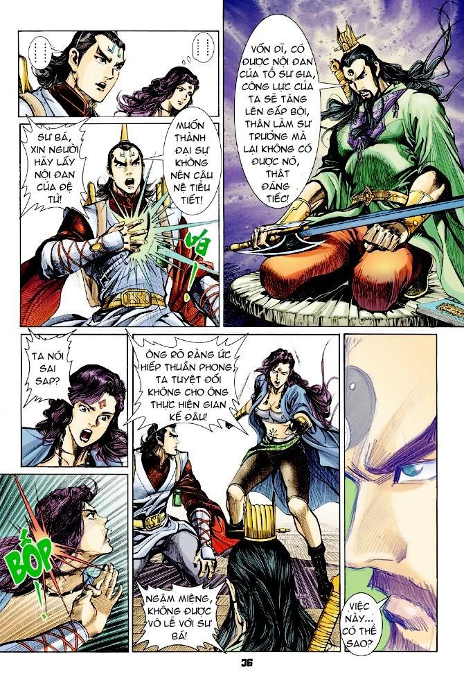 Đại Đường Uy Long chapter 24 trang 34