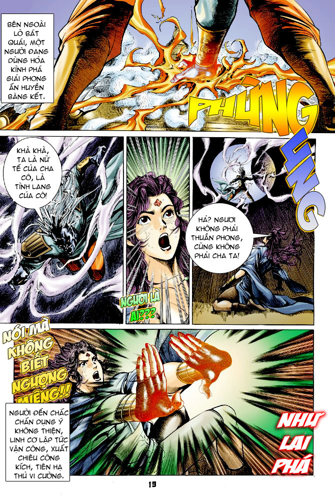 Đại Đường Uy Long chapter 25 trang 18