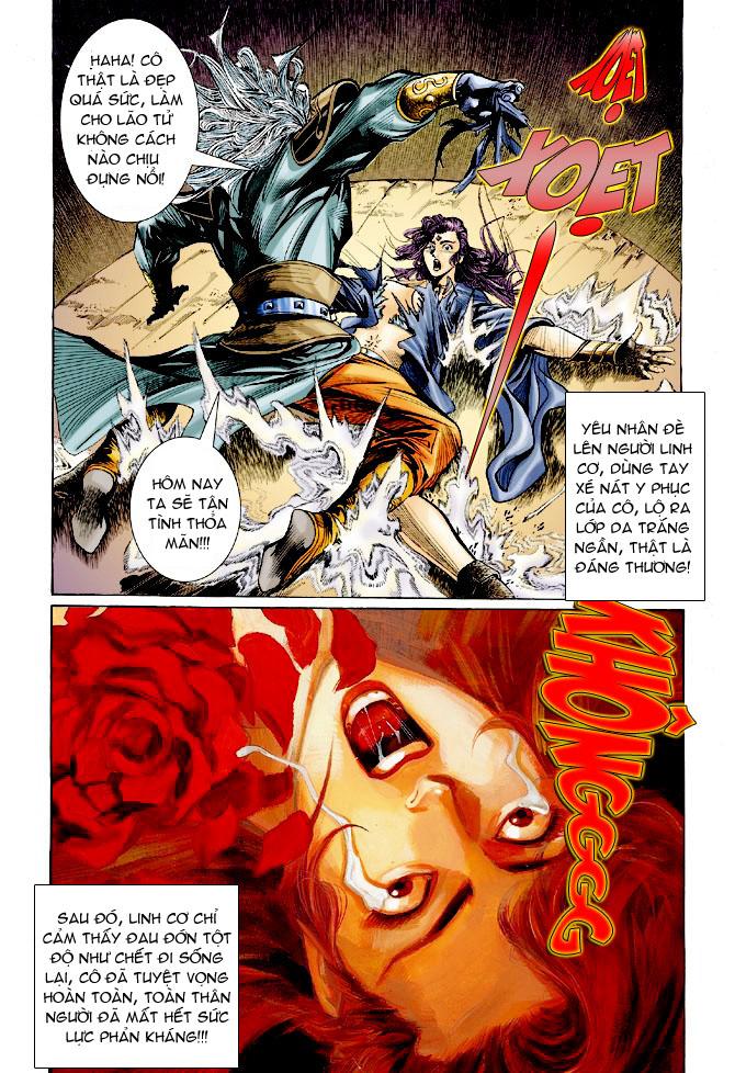 Đại Đường Uy Long chapter 25 trang 20
