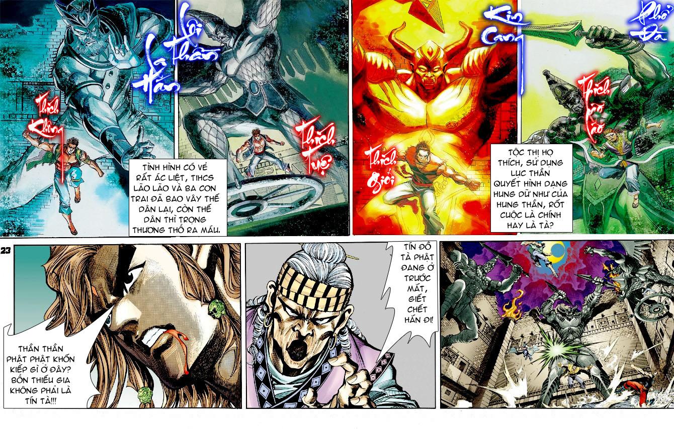 Đại Đường Uy Long chapter 25 trang 21