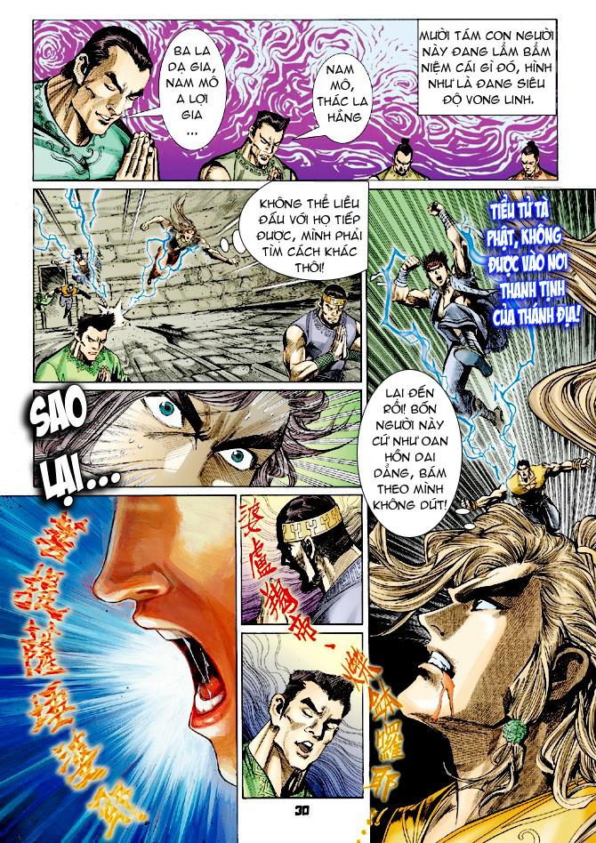 Đại Đường Uy Long chapter 25 trang 28