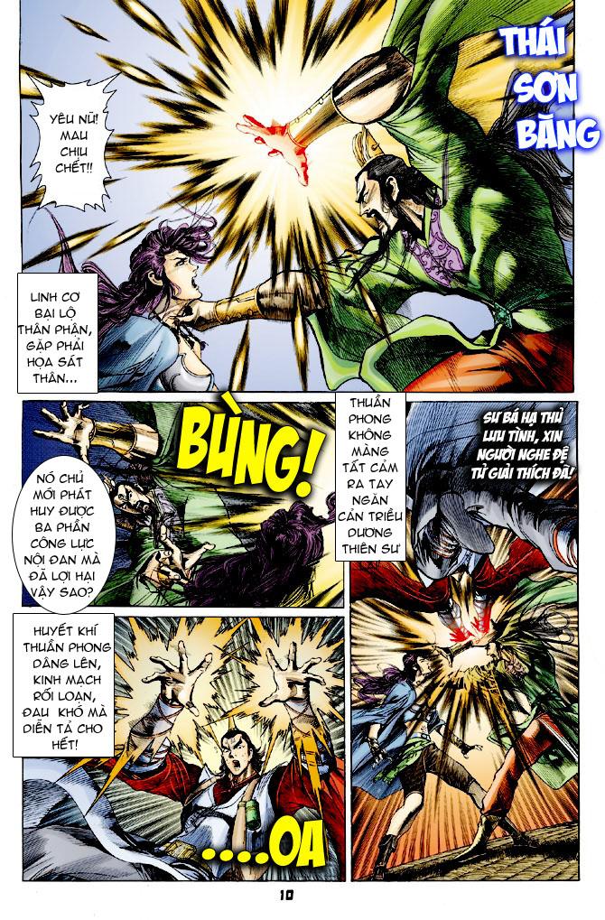 Đại Đường Uy Long chapter 25 trang 9