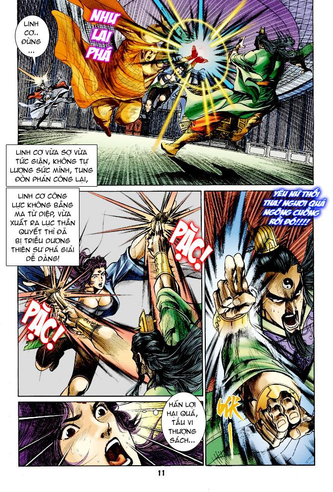 Đại Đường Uy Long chapter 25 trang 10