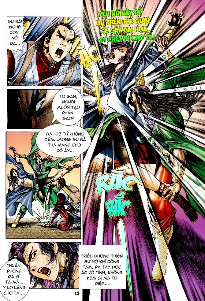Đại Đường Uy Long chapter 25 trang 12