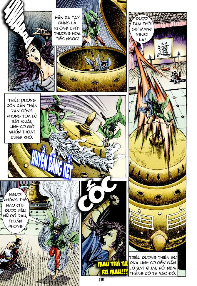 Đại Đường Uy Long chapter 25 trang 14