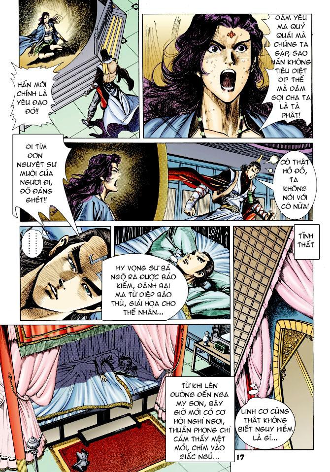 Đại Đường Uy Long chapter 25 trang 16