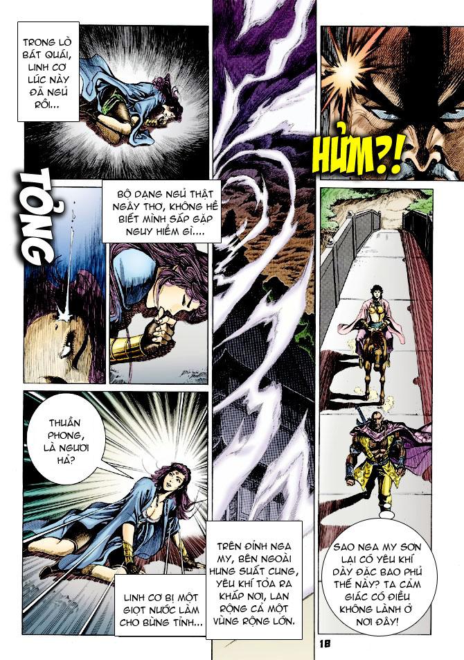 Đại Đường Uy Long chapter 25 trang 17