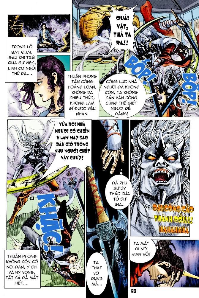 Đại Đường Uy Long chapter 26 trang 27