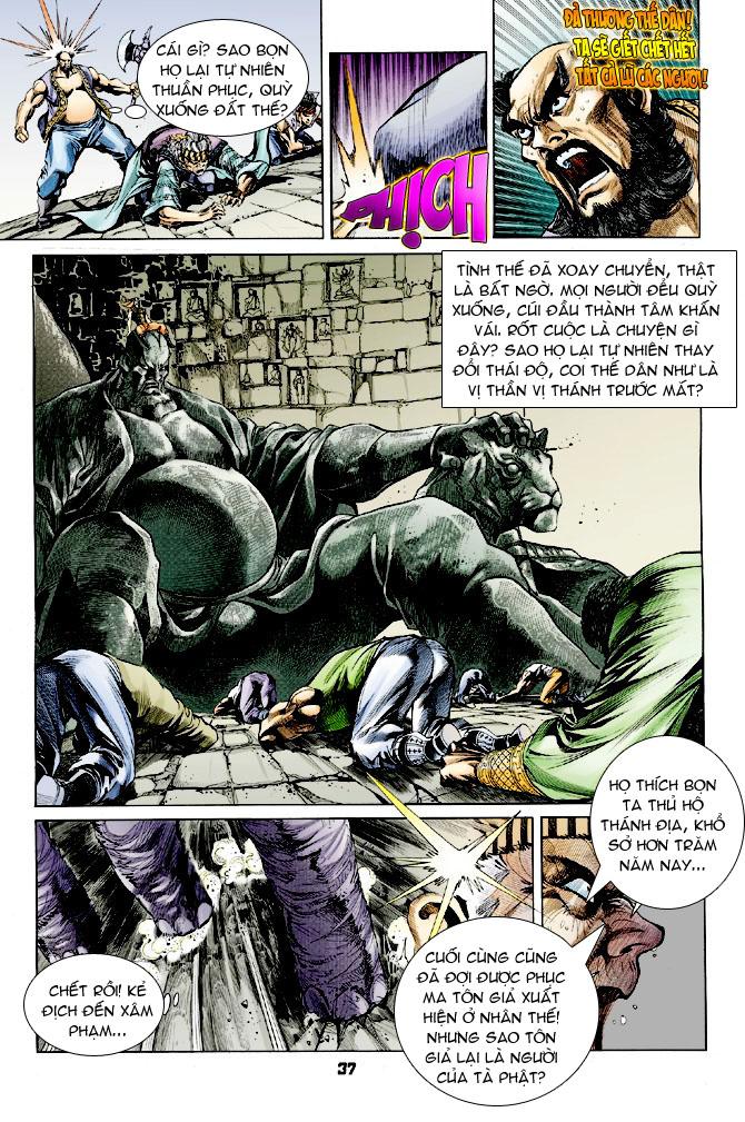 Đại Đường Uy Long chapter 25 trang 34