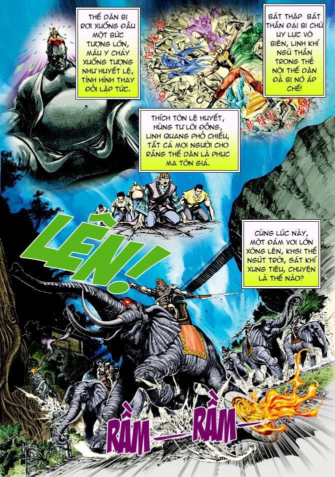 Đại Đường Uy Long chapter 26 trang 2