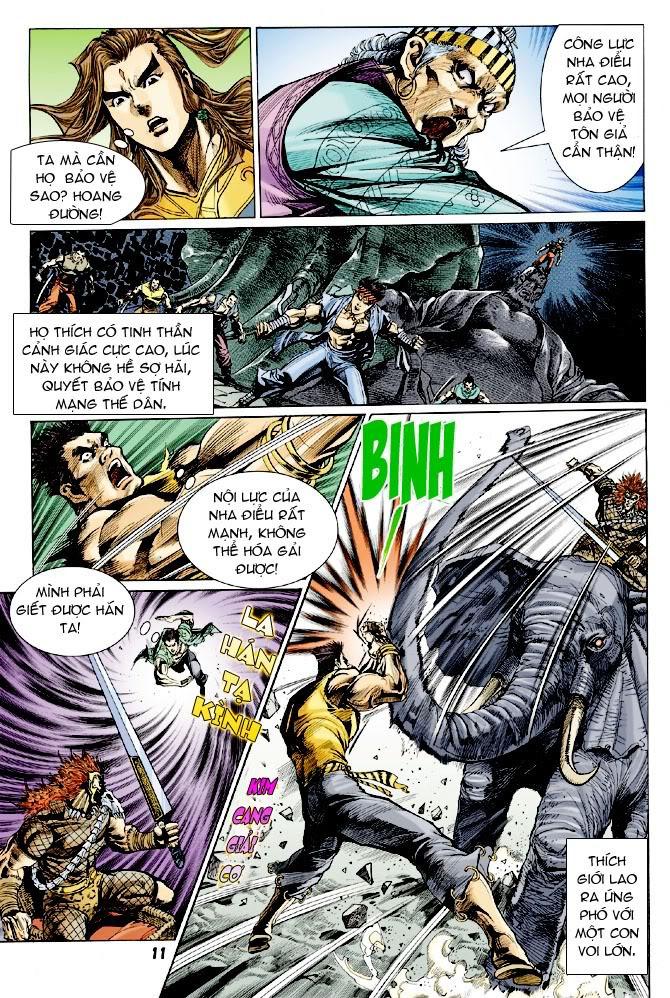 Đại Đường Uy Long chapter 26 trang 10
