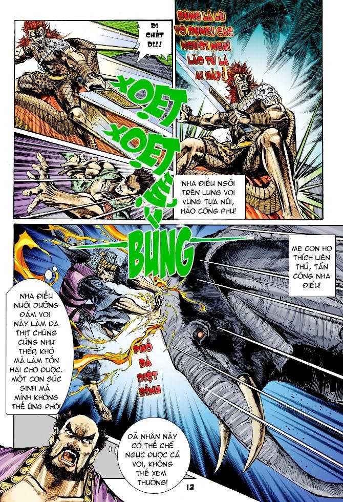 Đại Đường Uy Long chapter 26 trang 11