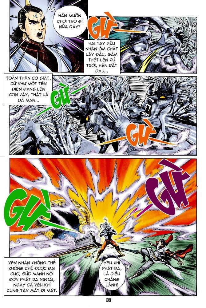 Đại Đường Uy Long chapter 26 trang 29